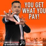 """You Get What You Pay"" – Faiz"
