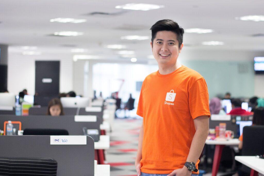 Pengarah Urusan Wilayah Shopee, Ian Ho