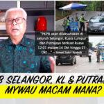 Reaksi MyWau Berhubung PKPB Selangor, KL & Putrajaya