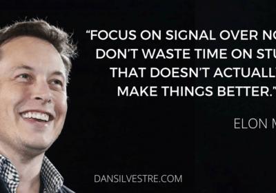 Elon Musk – CEO, Pergi Tingkatkan Kualiti Produk Anda! Jangan Bazir Masa dengan Power Points atau Meeting